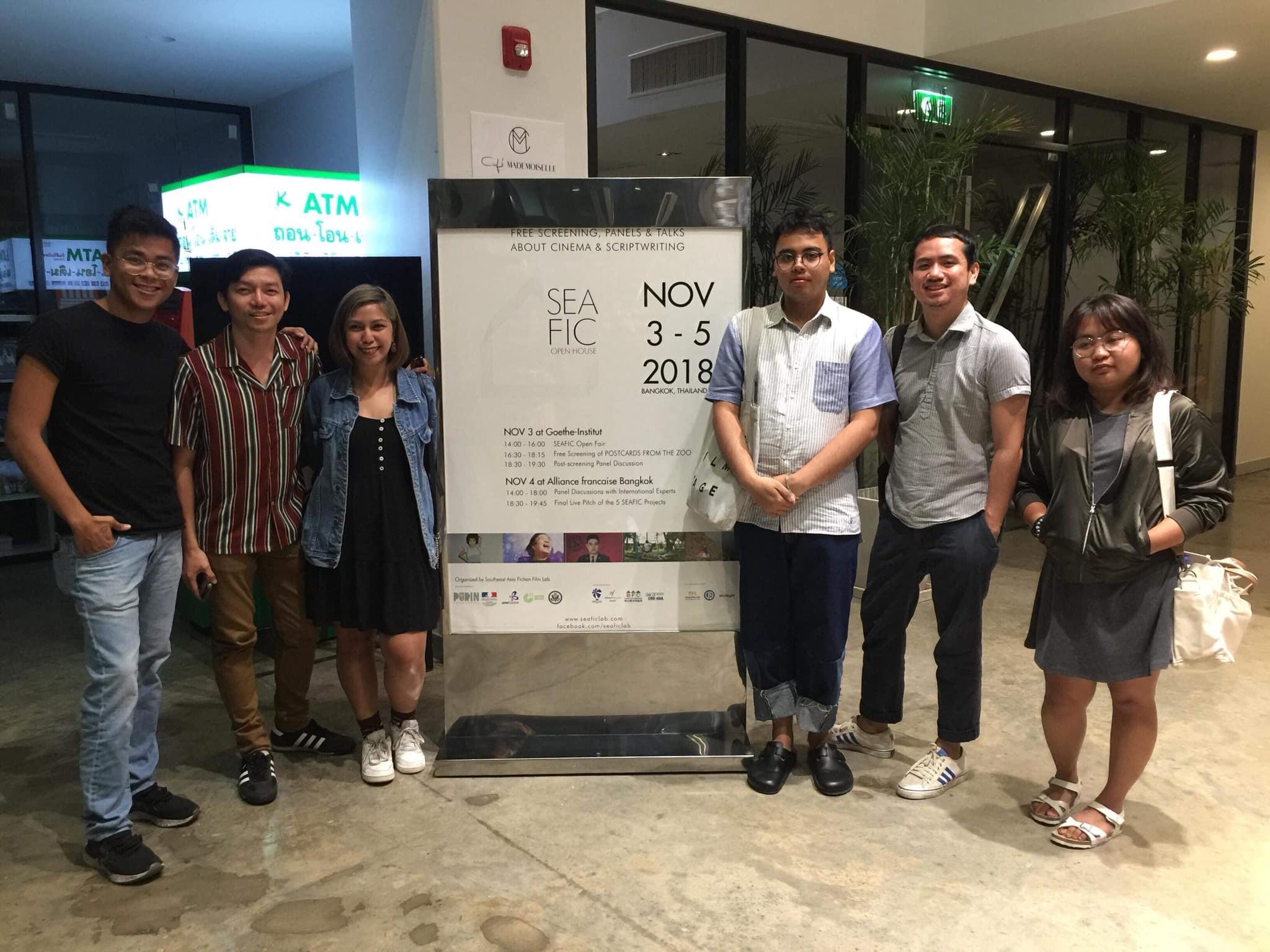 SEAFIC Open House 2018 Participants