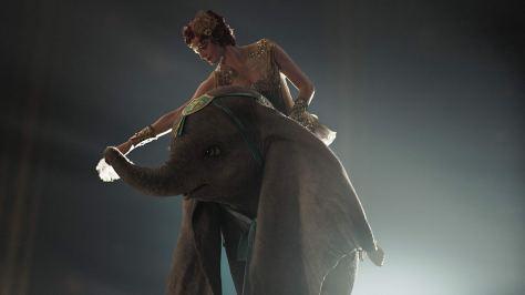 Dumbo with Eva Green