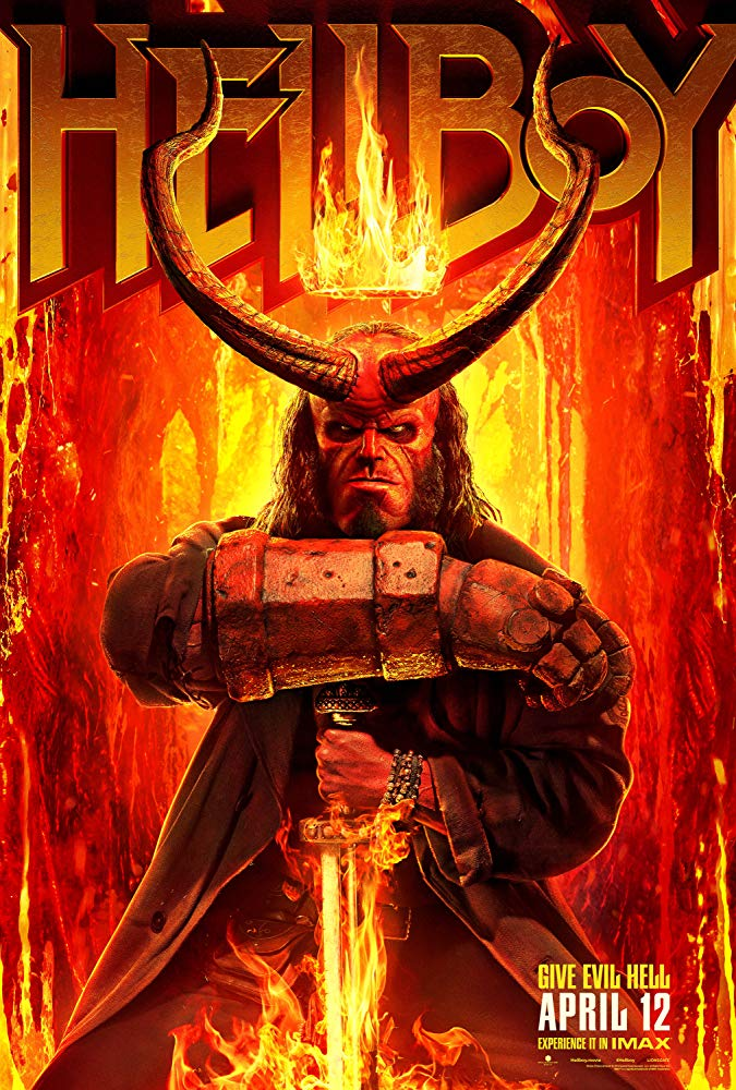 10 Hellboy