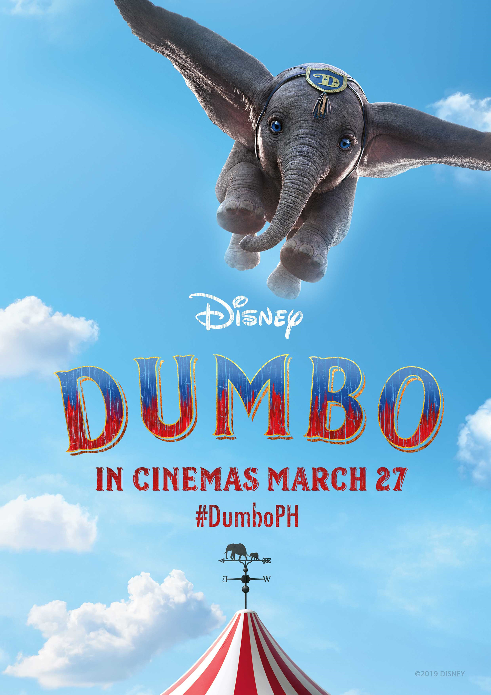DUMBO Poster - Philippines