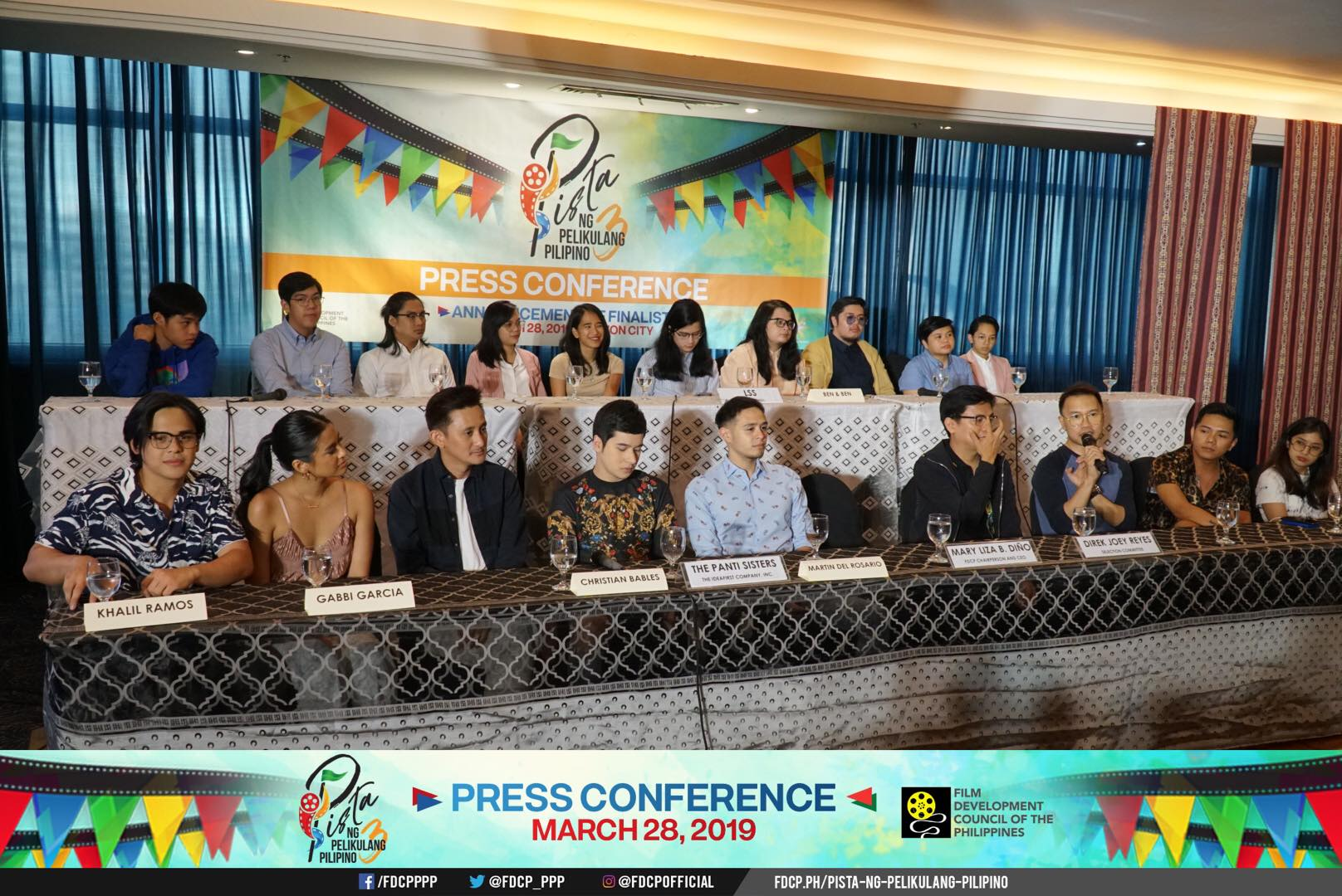 PPP 3 Press Conference