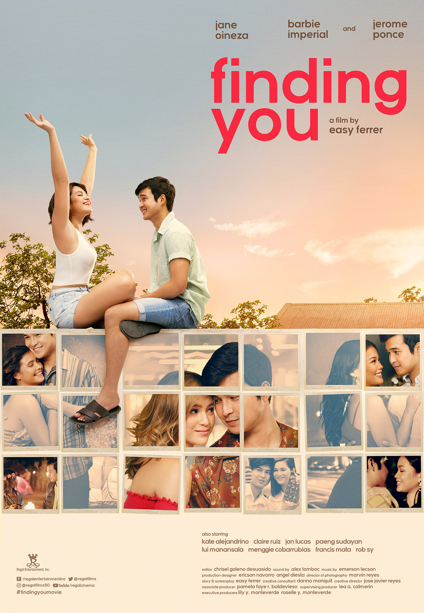 29 Finding You