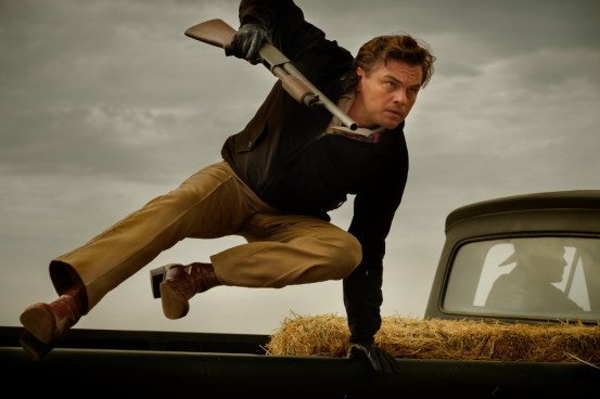 """Leonardo DiCaprio star in Columbia Pictures """"Once Upon a Time in Hollywood"""""""