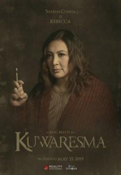 Sharon Cuneta in Kuwaresma