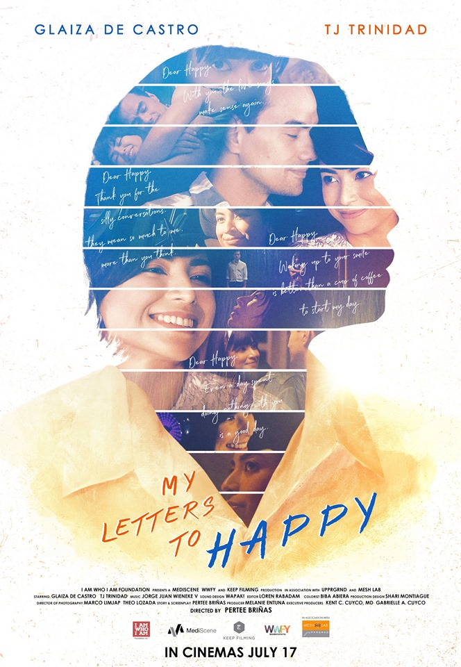 17 My Letters to Happy