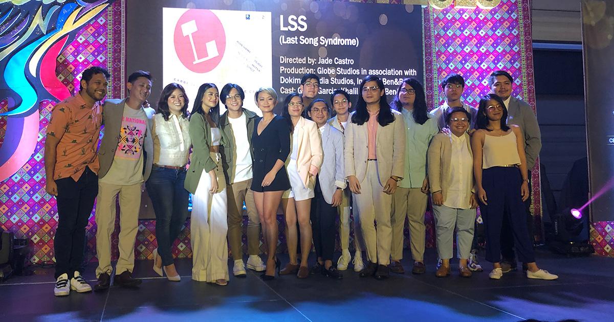 LSS Last Song Syndrome Gabbi Garcia Khalil Ramos Globe Studios (4)
