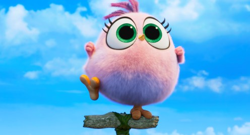 Zoe (Brooklynn Prince) in Columbia Pictures and Rovio Animations' ANGRY BIRDS 2.