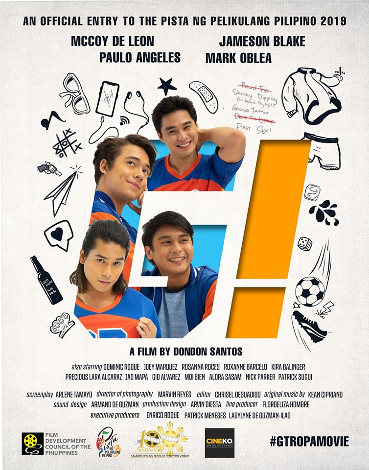 G Tropa Movie Poster