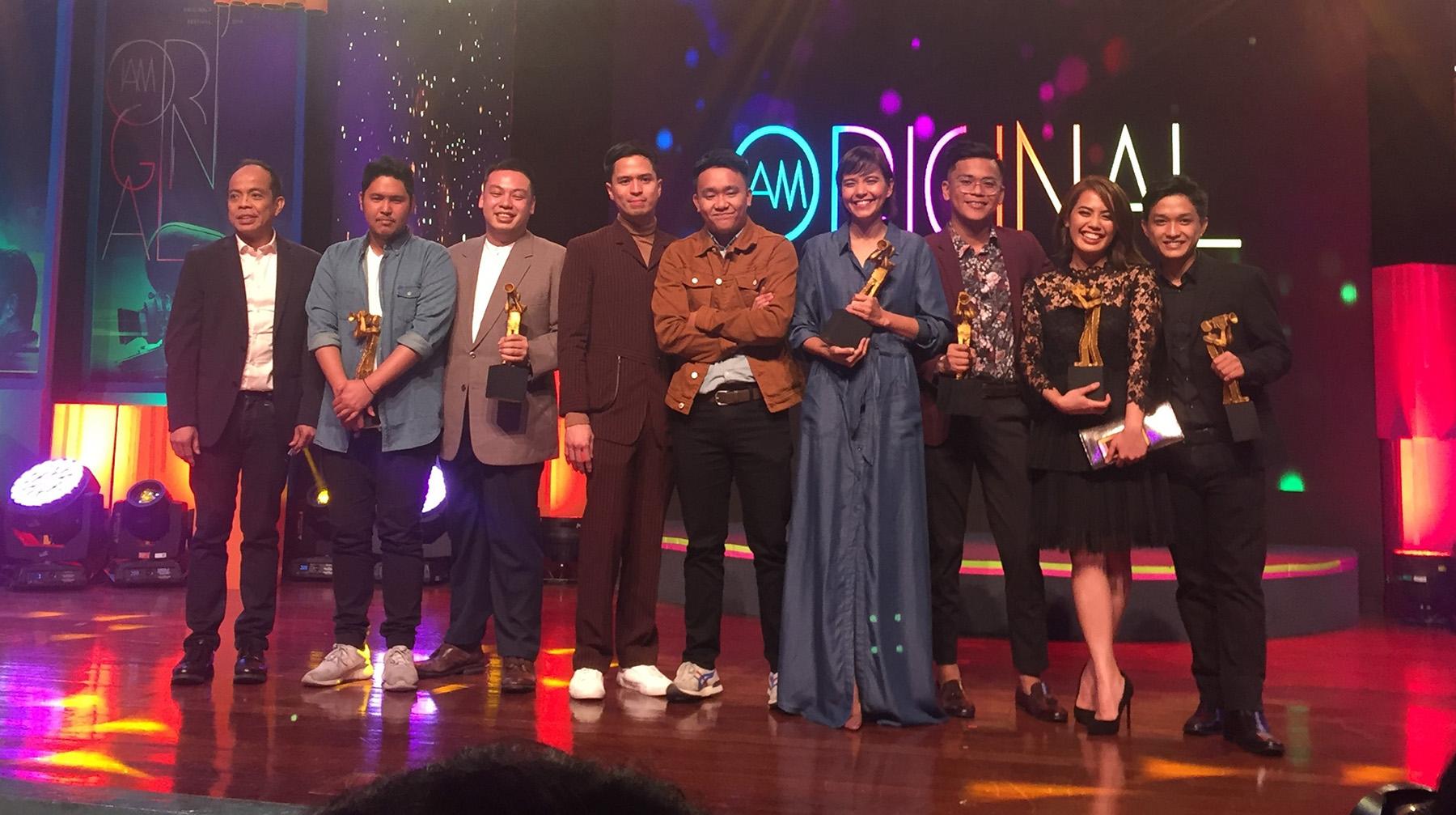 Cinema One Originals 2019 winners