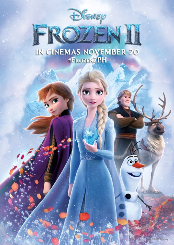 Frozen 2 - Payoff Poster