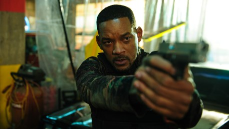 Will Smith as Mike Lowrey in Columbia Pictures' BAD BOYS FOR LIFE.