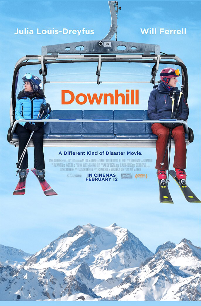2020 Downhill - Poster