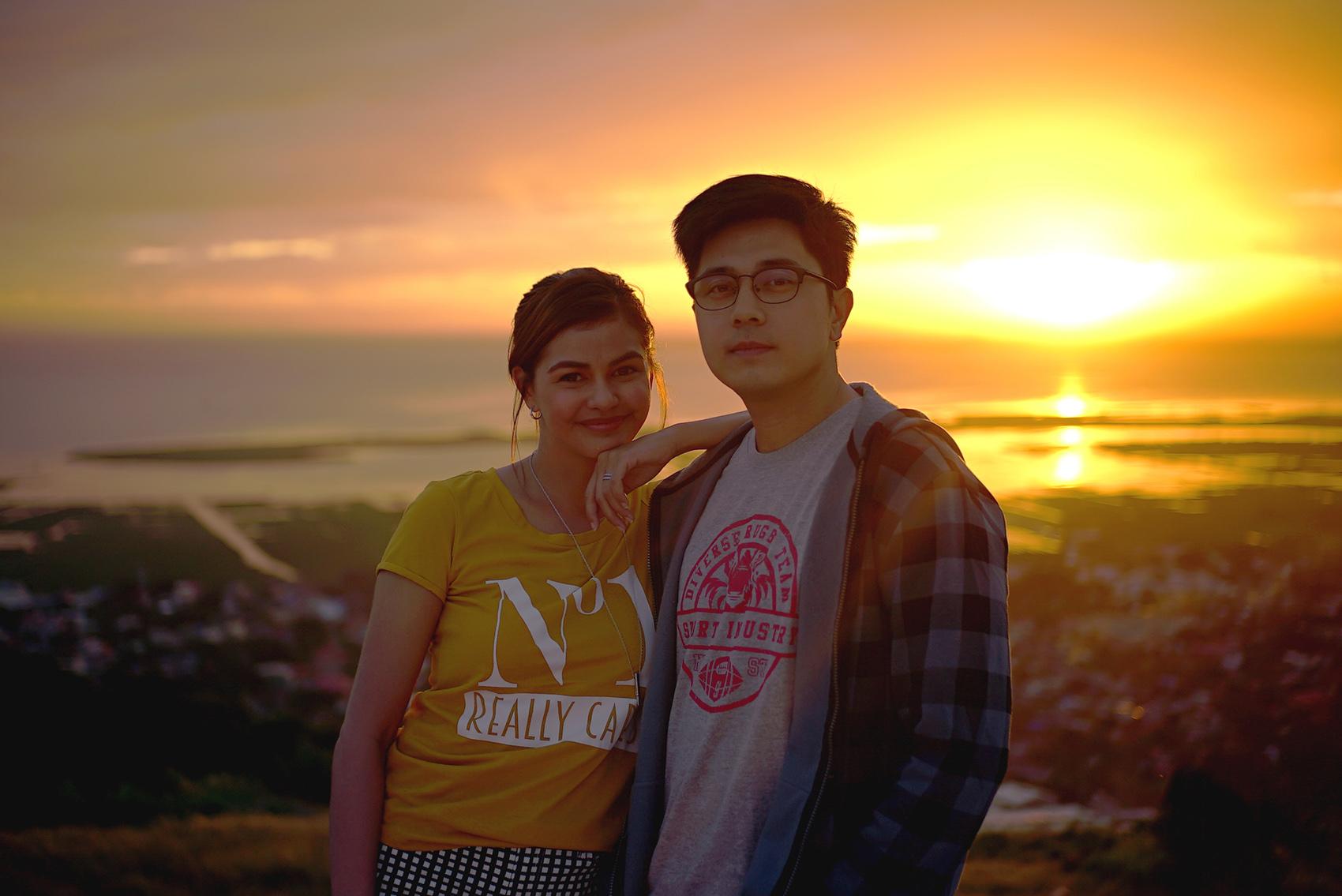 Janine Gutierrez and Paulo Avelino in Ngayon Kaya