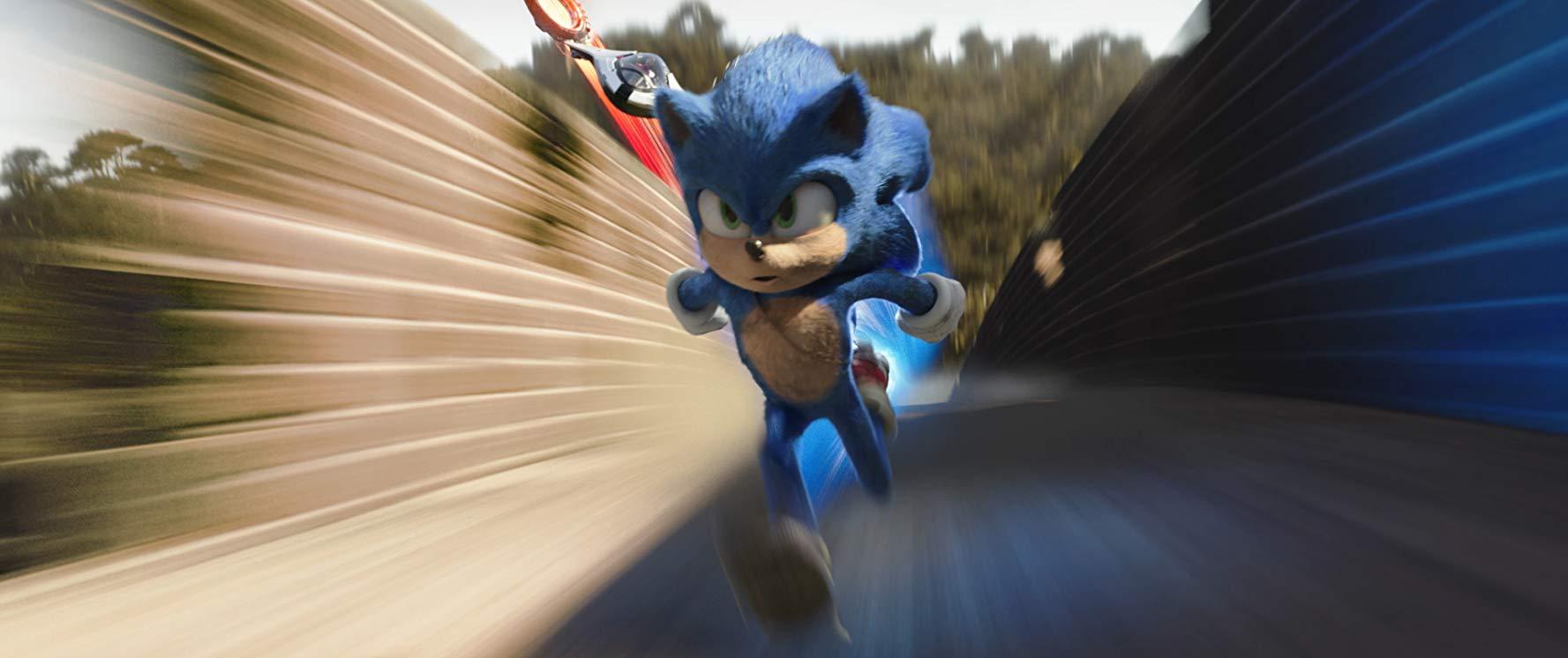 Sonic the Hedgehog 00