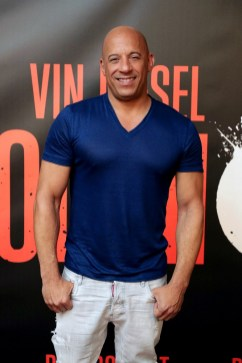 LOS ANGELES - March 6, 2020: Vin Diesel at the Junket Photo Call for Columbia Pictures' BLOODSHOT at The London West Hollywood.