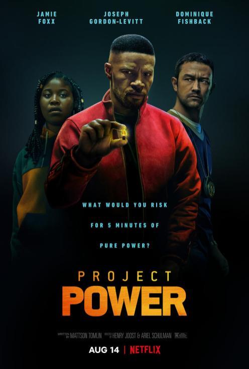 Netflix Project Power