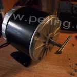 Перемотка генератора в тихоходный для ветряка или с 12 м/с делаем 5 м/с