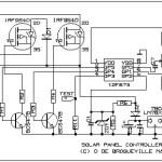Схема оригинального зарядного устройства