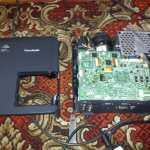Ремонт проектора Viewsonic PJ658