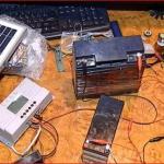 FAQ для начинающих :Правильное подключение контроллера заряда и инвертора к 2 и более АКБ