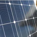 Зимний тест солнечной панели на 100 Ватт моно кристалл фирмы Эксморк