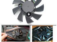 Ремонт системы охлаждения видео карт,  MSI RX460 Gigabyte Zotac GTX 1060 1050 GTX 1080 ITX