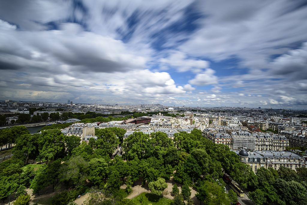 Paris Şehir Manzara