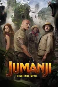 Jumanji: Siguiente Nivel (2019) 4K