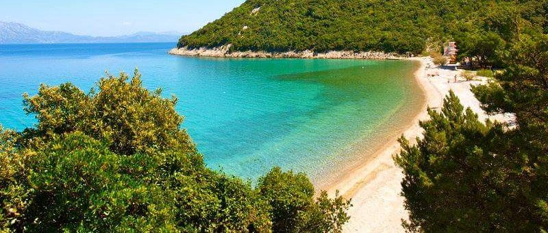 plaža Divna