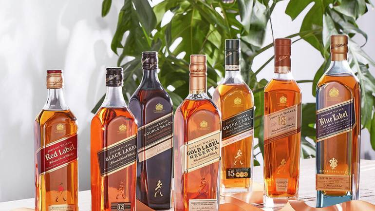 Johnnie Walker: Datos desconocidos del whisky número uno a nivel mundial