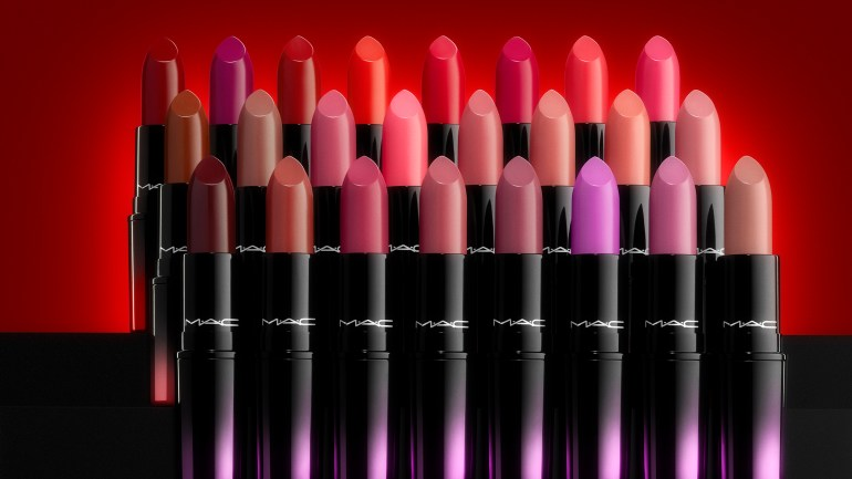 MAC love me lipstick: Love at first swipe