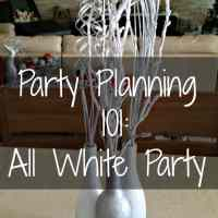 Party Planning 101: All White Party