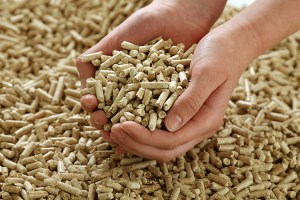 high quality wood pellets