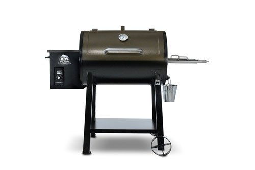 pit boss pellet grill review
