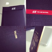 H&M ♥ Estonia. INVITE