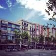 Barceloneta street