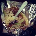 Primavera Sound 2014 food burrito