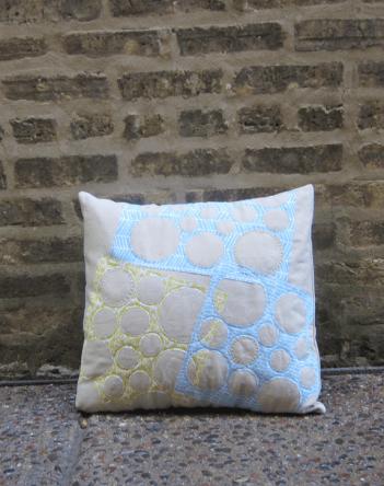 Bubble Pillow - Emily Lang