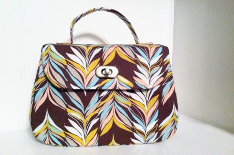 Mabel Vintage Handbag -- by Alicia Wietholter for Pellon Projects