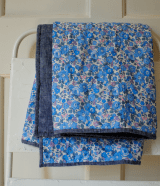 Windowpane Wholecloth Baby Quilt by Purl Bee