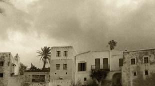Naxos limani cloudyb-wb