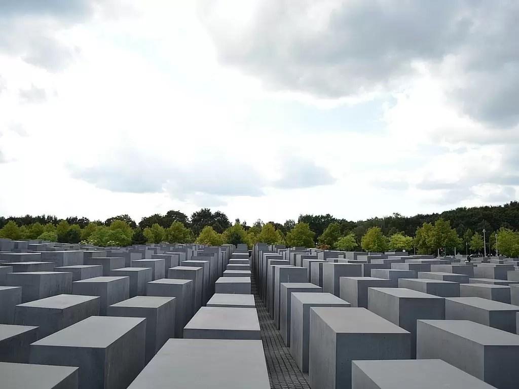 MUSEU DO HOLOCAUSTO BERLIM