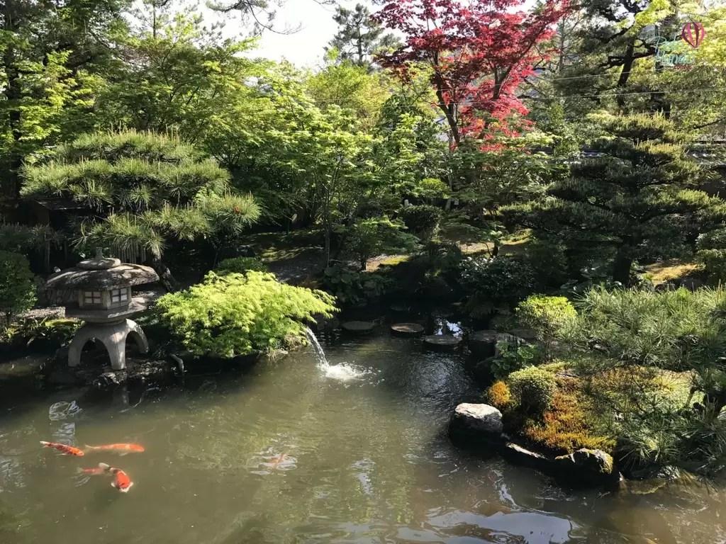 jardim Kyoto Garden Ryokan