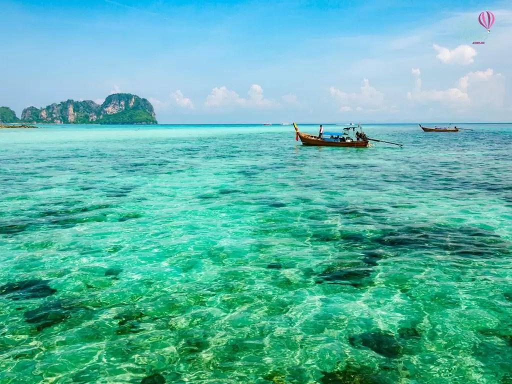 KRABI - Phi Phi island