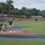 Yosley Veitia reaparece en el Béisbol Colegial de Estados Unidos.