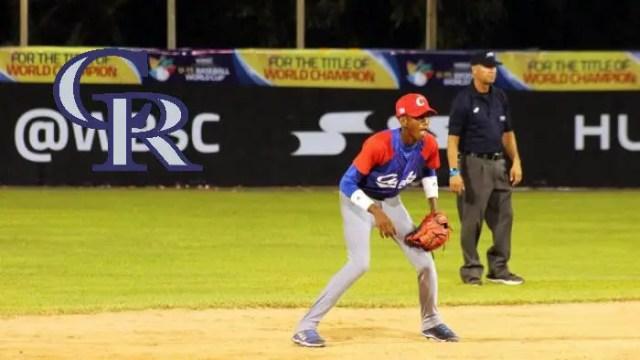 Dyan Yamel Jorge acuerda con los Rockies por 2.8 millones