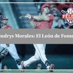 Kendrys Morales: El León de Fomento