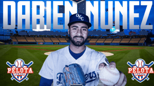 Darien Nunez a Grandes Ligas