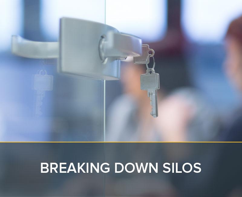 Breaking Down Silos Simulation - pelotonRPM