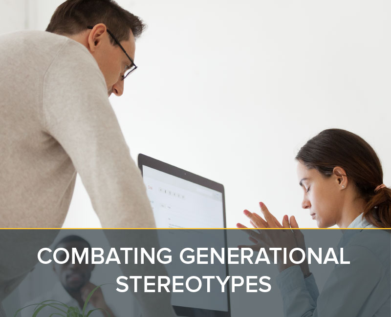 Combating Generational Stereotypes - pelotonRPM Simulations